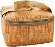 Picnic basket Picnic Box Tote Box Lunch Tote Bag Portable Waterproof Suitable for exposed camping picnic