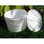 simonthebeekeeper 6 x Beekeepers 1/2 Gallon CONTACT FEEDERS 12