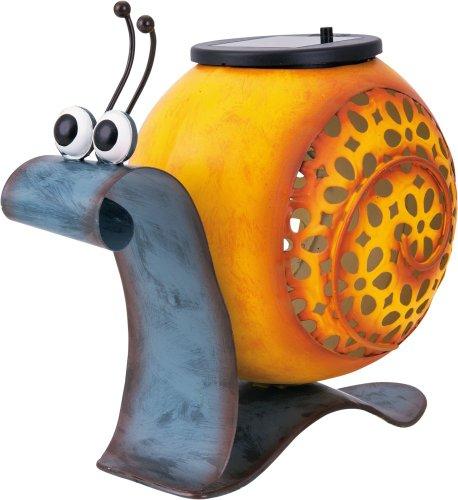 Animal lumineux solaire Escargot