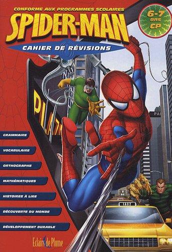 Cahier de Révision Spiderman CP