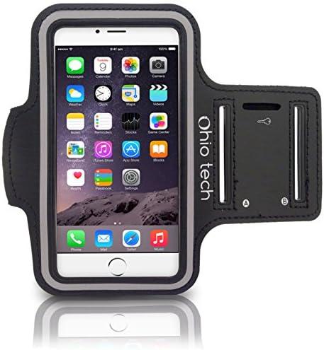 Ohio Tech Tech Tech iPhone &-Fascia da braccio per la corsa, per Apple iPhone 6, 5, 5s, 5c, 4, 4s, Coloreeee  nero B00VSEY95O Parent | unico  | Per Vincere Una Ammirazione Alto  | Grande Svendita  | Qualità Eccellente  94d91e
