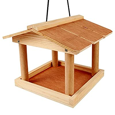 Unibos Wild Bird Mini Hanging Bird Table by Unibos