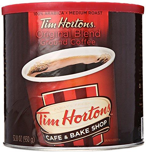 Tim Hortons Arabica Medium Roast Coffee, 32.8 Oz by Tim Hortons