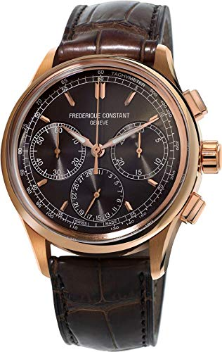 Frederique Constant Geneve Flyback Chronograph Manufacture FC-760DG4H4 Cronografo automatico uomo