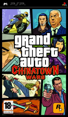 GTA Chinatown wars [FR Import] (Grand Theft Auto Chinatown Psp)