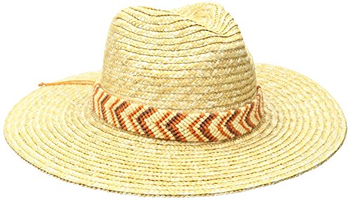 physician-endorsed-womens-nola-milan-hand-woven-trim-fedora-with-rated-upf-50-natural-one-size