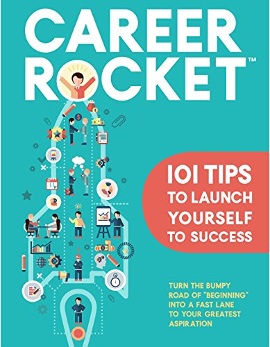 Book cover image for Career Rocket: 101 Tips to Launch Yourself to Success