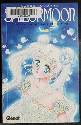 Las guardianas del tiempo (Sailormoon) por Naoko Takeuchi