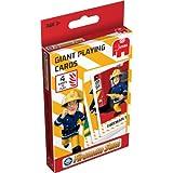 Fireman Sam - Juego de cartas (Jumbo Games) (versión en inglés)