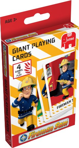 Fireman Sam Giant Playing Cards
