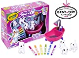 Best Crayola Jouets pour animaux - Crayola 74–7249-e-000 Washimals Playset Review