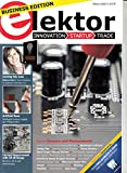 Elektor Business english 3 2017 Sensors Measurement Zeitschrift Magazin Einzelheft Heft