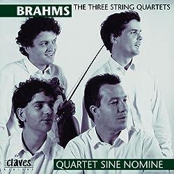 Die Drei Streichquartette