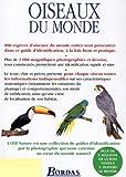 Image de Oiseaux du monde : 800 espèces