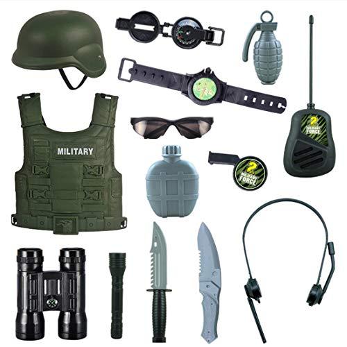 - Swat Kostüme Zubehör