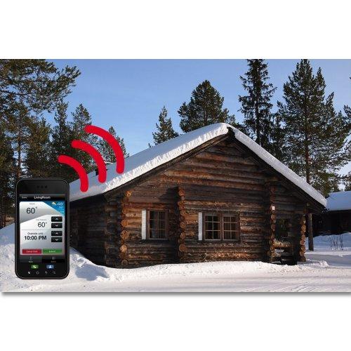 Honeywell RET97E5D1005/U Wi-Fi Programmable Thermostat-4