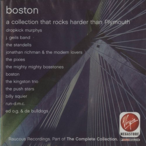 Boston - A Collection That Rocks Harder Than Plymouth by Boston (2003-05-04)