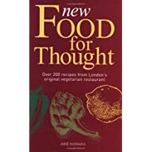 New Food for Thought (New Era in Vegetarian Cuisine) by Jane Noraika (2002-05-07)