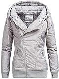 Sublevel D5174X44308D Winterjacke Kapuzenjacke 44308 8 Farben XS-XL Middle Grey L