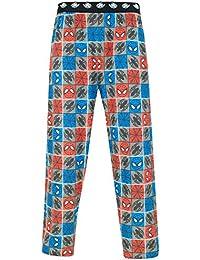 Marvel Mens Spiderman Lounge Pants