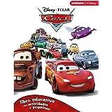 Cars (Libro educativo Disney con actividades y pegatinas)