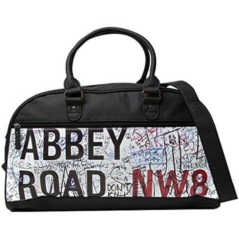 Plan B–Bolsa de bolos Abbey Road, color negro