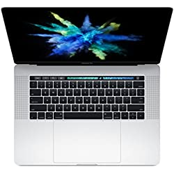 "Apple MacBook Pro 15"" Touch Bar/Touch ID - Intel i7 Quad-Core 2,6GHz - 16GB/256GB - Radeon Pro 450/2GB - Argento"