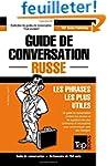 Guide de conversation Fran�ais-Russe...