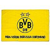 BVB 09Borussia Dortmund Fan articolo balcone camera da letto bandiera 100x 150cm