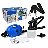 FWQPRA® Paint Zoom Electric Portable Spray Painting Machine Blue Color