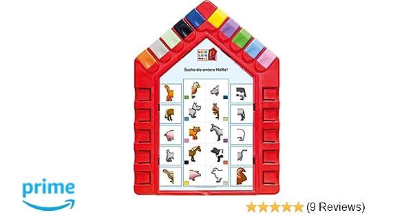 Logo Lernhaus: Set 1 Kinderwissen 3-4-jährige Kinder: Amazon.de: Bücher
