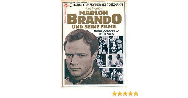 Filme & Dvds Film-fanartikel Marlon Brando Und Seine Filme Joe Hembus Citadel Filmbücher Biografie