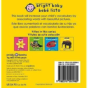 Animals/Animales (Bright Baby / Bebe Listo)