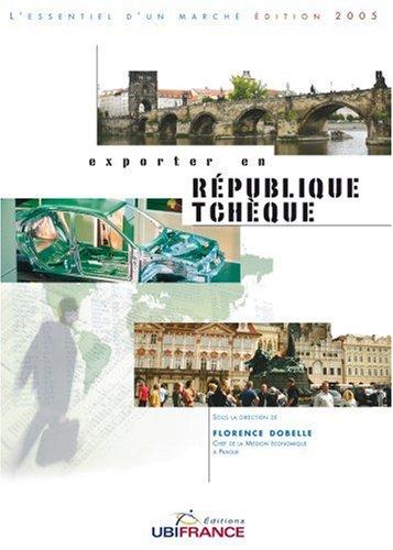 Exporter en République Tchèque