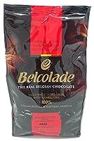 Belcolade Chocolat noir - 1 kg
