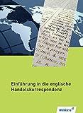 Einführung in die englische Handelskorrespondenz: Schülerband