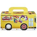 Play-Doh - 20 pots de Pate A Modeler - Super couleurs - 84 g chacun