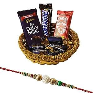 SFU E Com Rakhi with Chocolates for Brother 1439