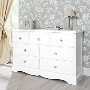 bedroom dresser handles true white large chest of drawers with 10421