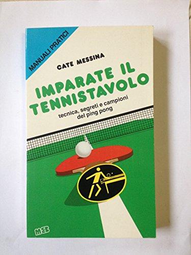 Imparate il tennistavolo
