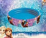 Unbekannt Kinder Planschbecken Pool Kinderpool 3 Ringe aufblasbar Frozen Anna ELSA 150x30
