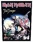Iron Maiden The Trooper Rückenaufnäher