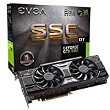 EVGA GeForce Gaming ACX 3.0/GDDR5/LED/DX12 OSD Supporté Graphic Cards schwarz 6GB