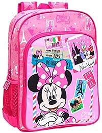 9106a6639c MEDIA WAVE store 4072351 Zaino scuola e tempo libero Minnie & Daisy Disney  30 x 40
