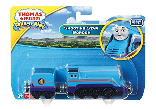 Il Trenino Thomas DGF82 - Veicolo Fisher Price Gordon Stella Cometa