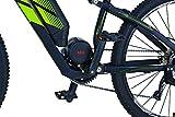 REX E-Bike Alu-Full Suspension MTB 650B 27,5