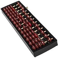 TININNA Mini plástico ábaco ábaco aritmética Herramienta juguetes de los niños 13 Columna Abacus