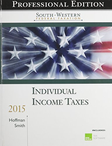 south-western-federal-taxation-2015-individual-income-taxes-professional-edition-with-hr-block-home-