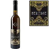 Absinth Heritage Verte aus Frankreich | Original Rezeptur | 68% Vol. | Premium Qualität mit Weinalkohol destilliert | (1x 0.5 l)
