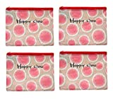 4Pcs Frucht-Akten-Taschen-Daten-Papier-Aufbewahrungsbeutel, Wassermelone
